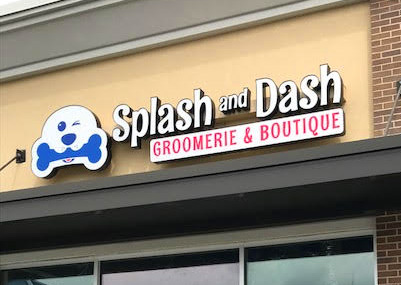 Splash and Dash Dog Grooming Southern Pines NC