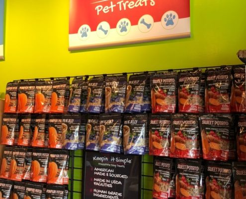 Splash and Dash Dog Grooming baton rouge keepin' it simple treats